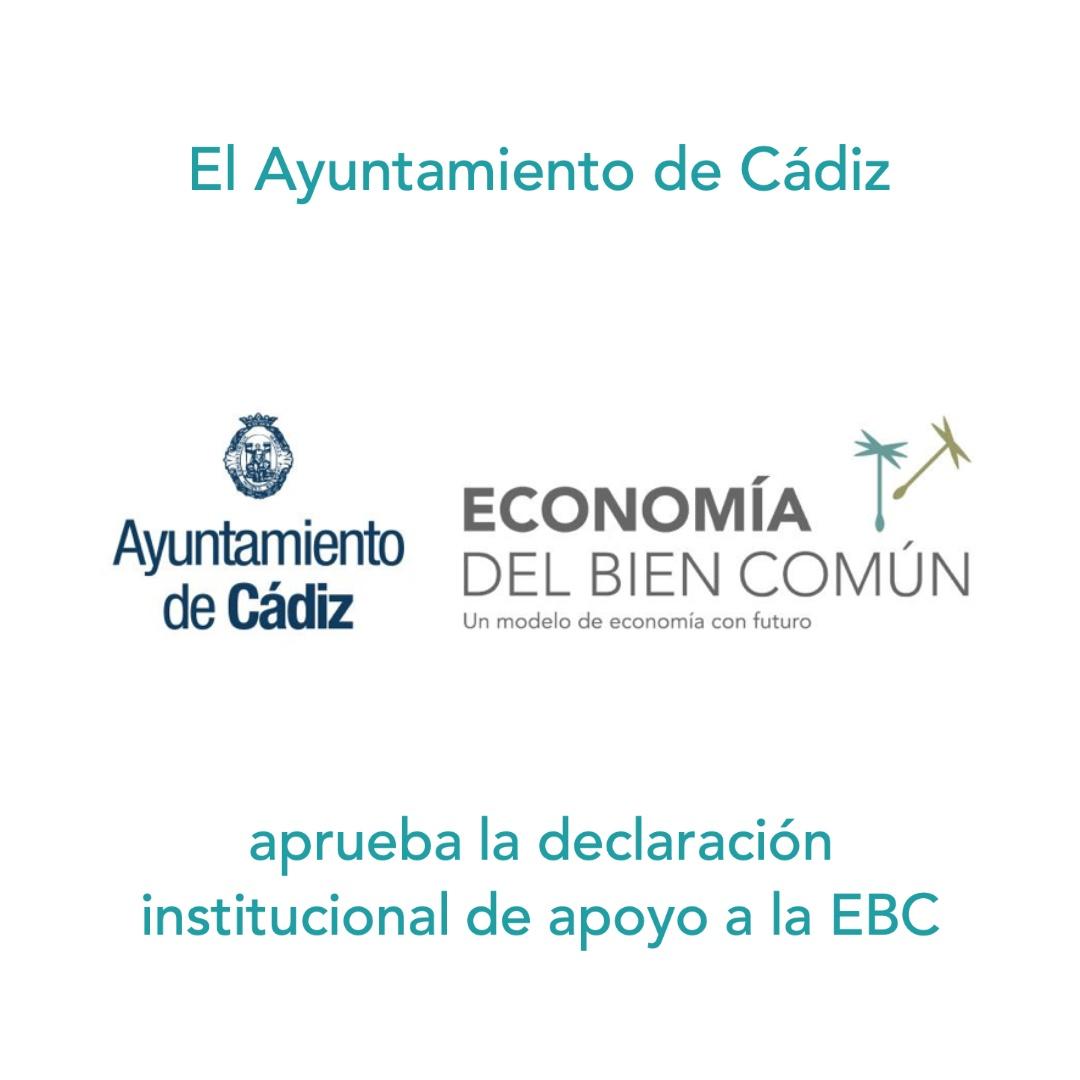 L'ajuntament de Cadis aprova la declaració institucional de suport a l'EBC